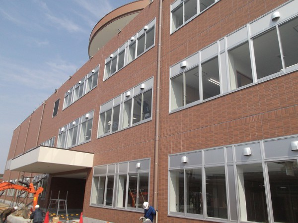 窓遮熱コーティングの施工8